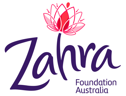 The Zahra Foundation Logo