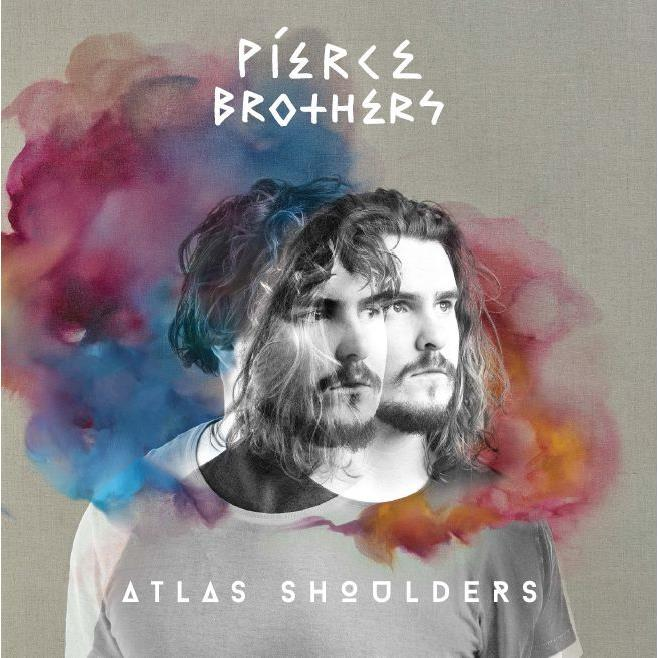 Atlas Shoulders Album Cover