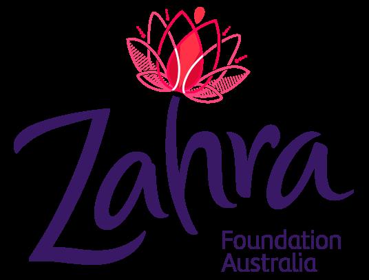 The Zahra Foundation Logo